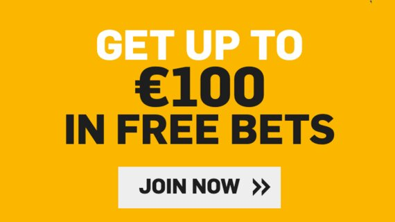 Betfair registration bonus