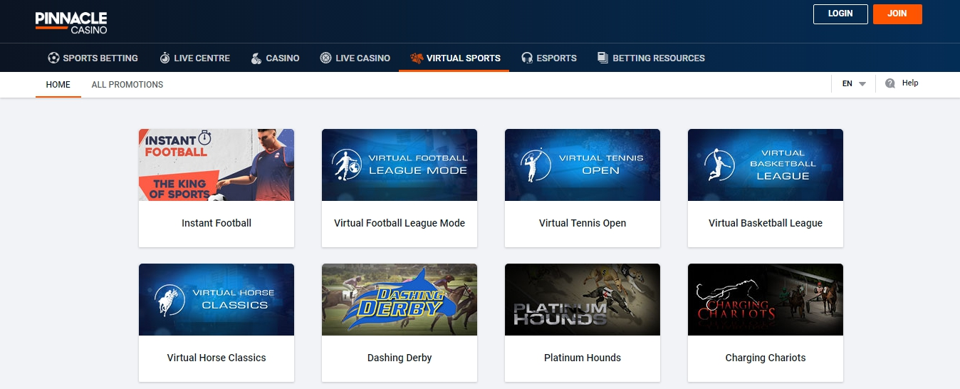 Pinnacle live betting and streaming