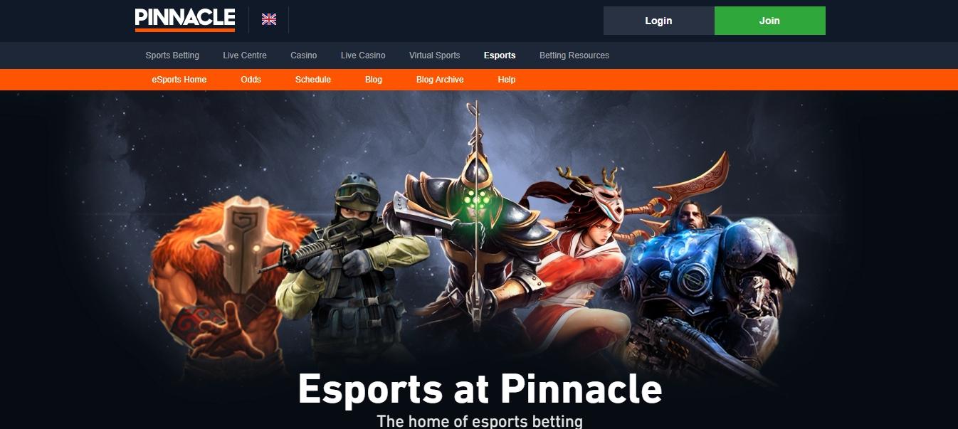 Esports Pinnacle bet prediction