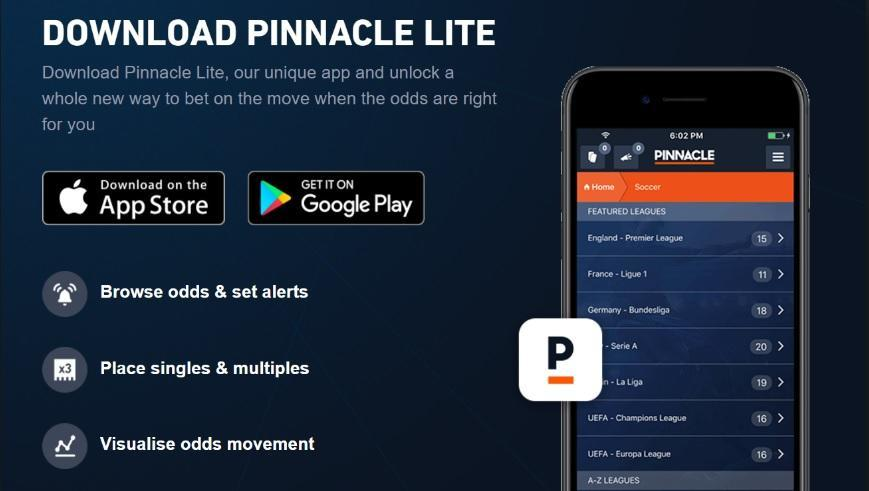Pinnacle mobile Android