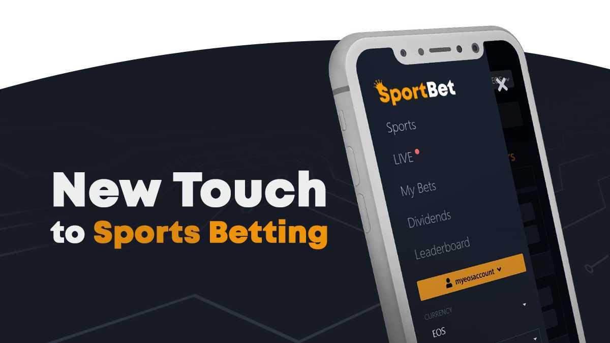 bookmaker Sportsbet mobile app